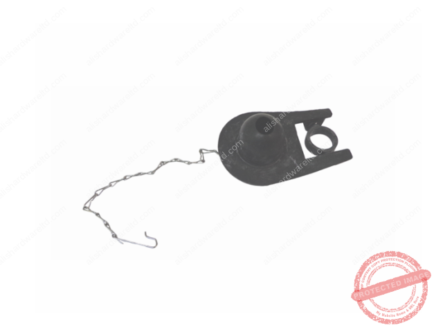 Rubber Flapper With Chain Aquarius 228111/40-012-MR – Ali's Hardware Limited