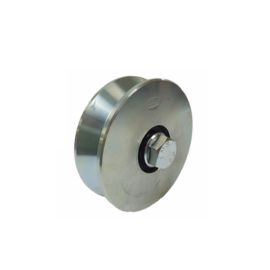 Gate Wheels & Guides
